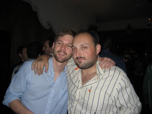 Gavroche and Scott @ Bimbo's