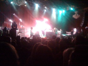 Billy Idol @ The Fillmore