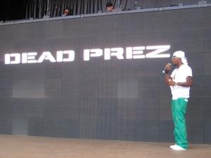 M-1 of Dead Prez