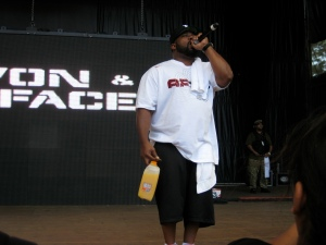 Raekwon and his OJ