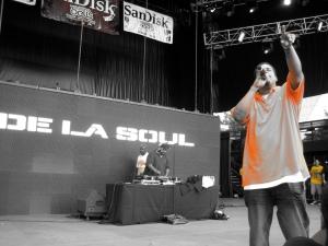 Dave of De La Soul