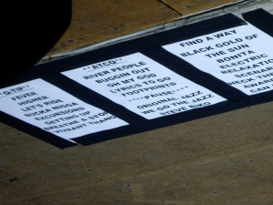 A Tribe Called Quest Set List
