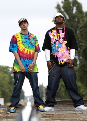 Enzyme Dynamite (left) & Jay Three (right)