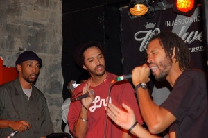 Opio and Tajai of Souls of Mischief/Hieroglyphics